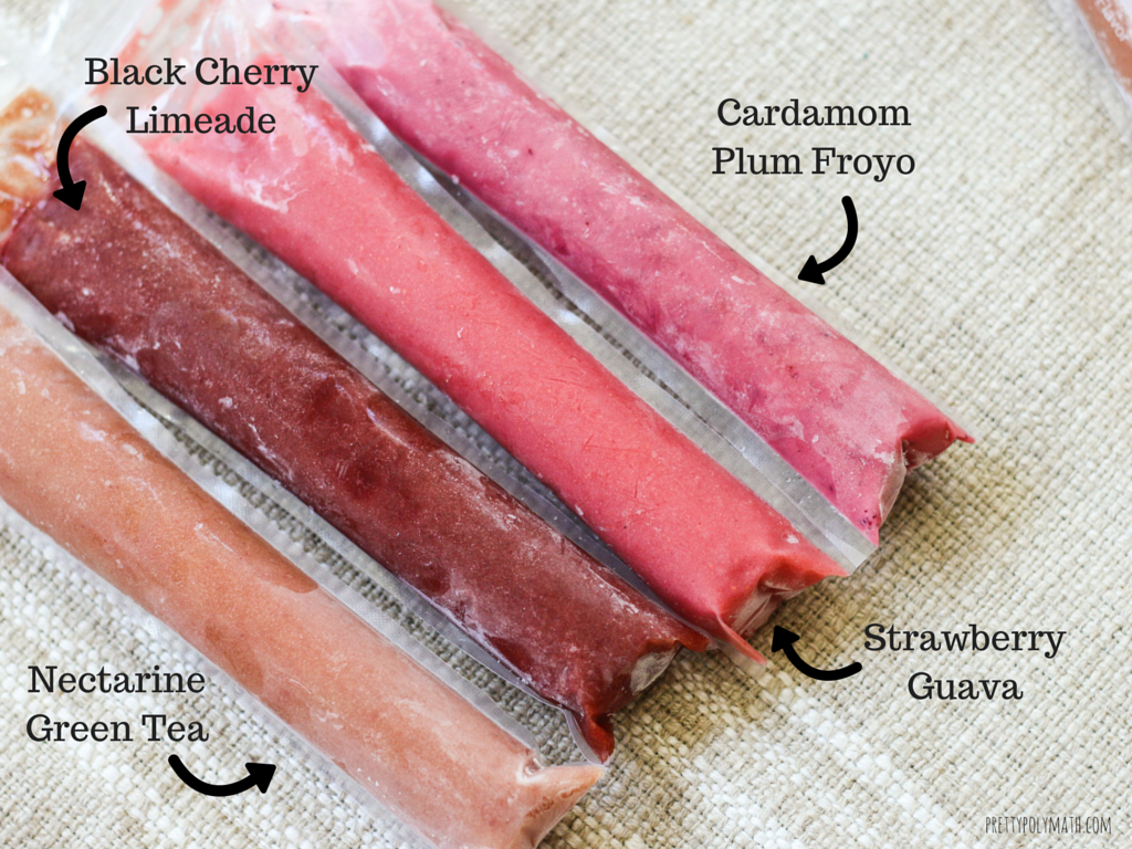 Homemade Otter Pops Recipes | Pretty Polymath
