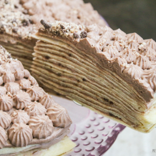 Crepe Cake | Pretty Polymath