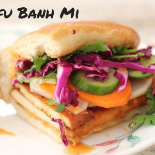 Tofu Banh Mi