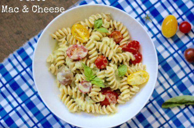 Pesto Mac & Cheese