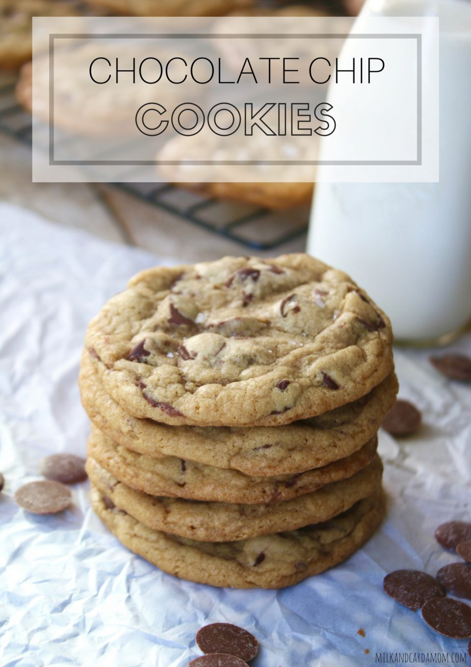 Making Chocolate Chip Cookies With Cake Flour